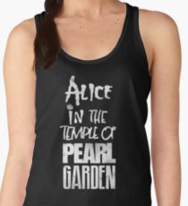 Alice In The Temple Of Pearl Garden Women's Tank Top