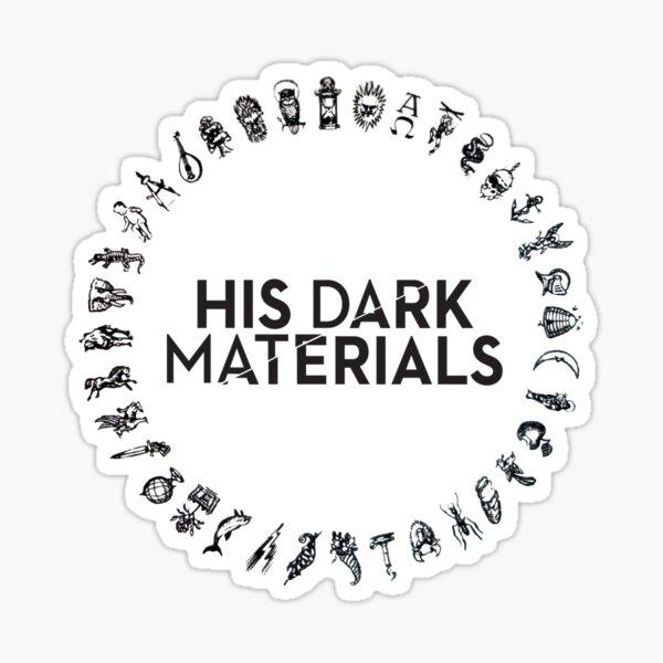 A la Croisée des Mondes  Sticker