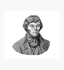 Benedict Cumberbatch Sherlock Holmes (Specially Detailed) Photographic Print