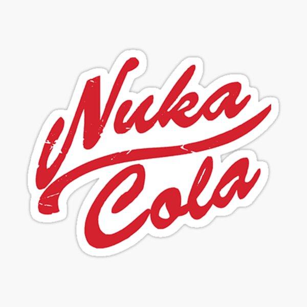 Nuka Cola -Alta Calidad- Pegatina