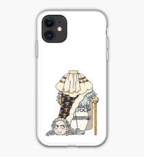 headless king louis XVI iPhone Case