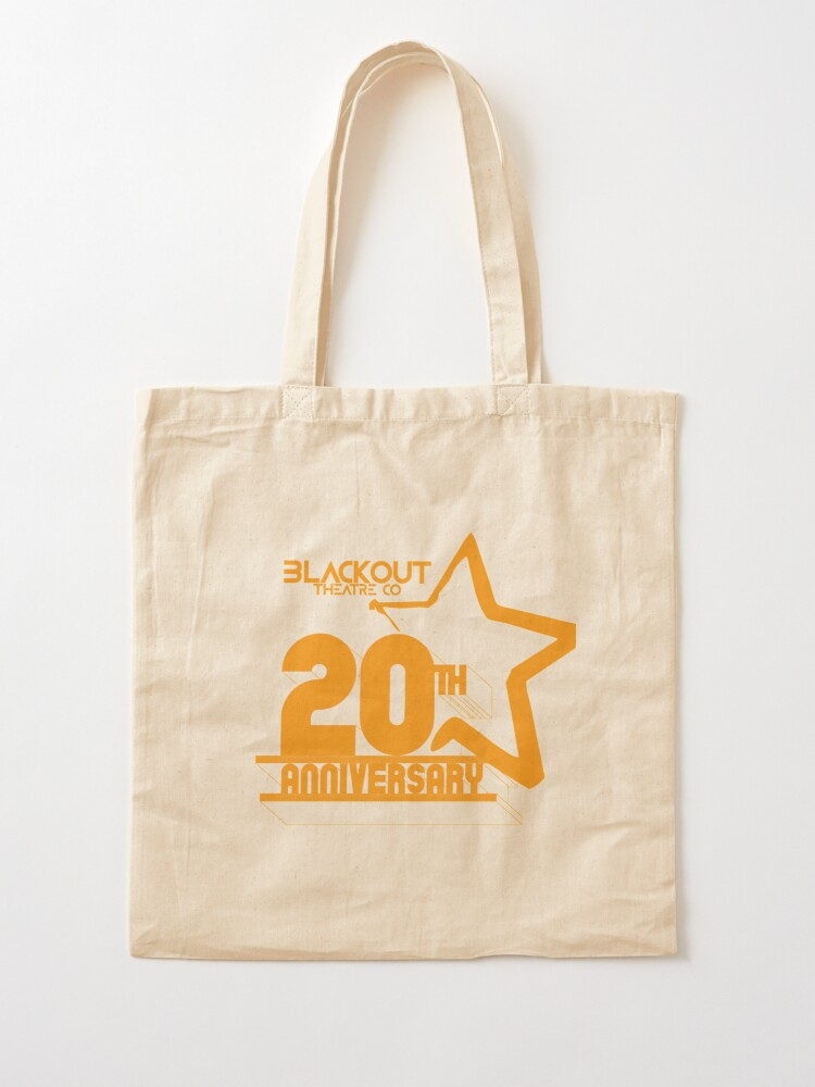 Alternate view of BTC 20th Anniversary Tote Bag
