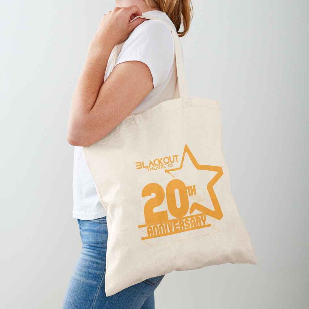 BTC 20th Anniversary Tote Bag