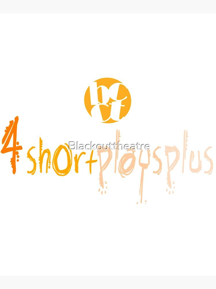 Throwback BCCT 4 Short Plays Plus by Blackouttheatre