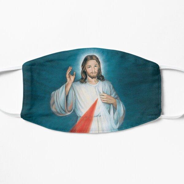 Divine Mercy Flat Mask