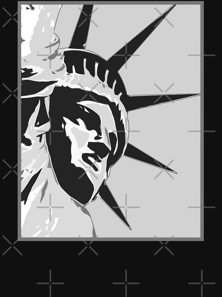 Face of Liberty by morningdance