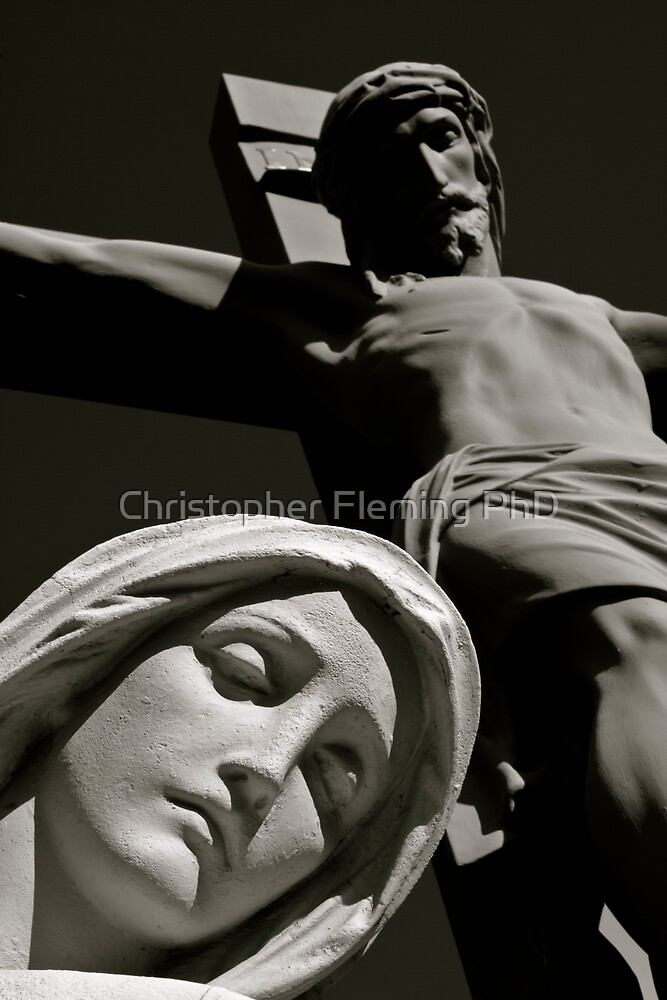 Mother of Christ by Speculum Anima Photography