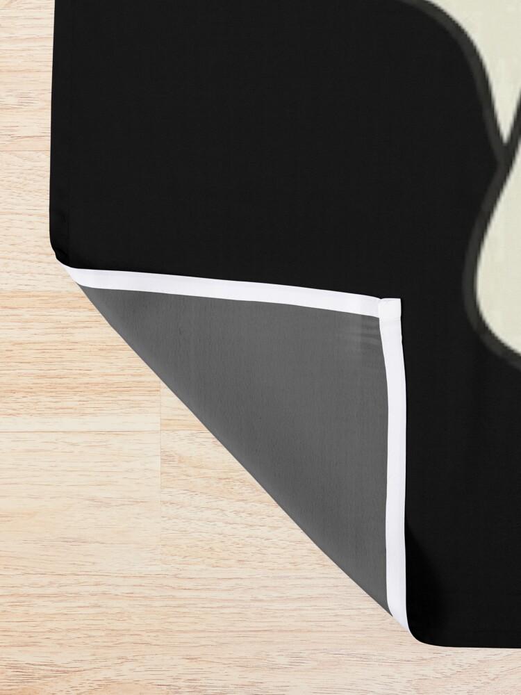 Alternate view of Lemongrab Shower Curtain