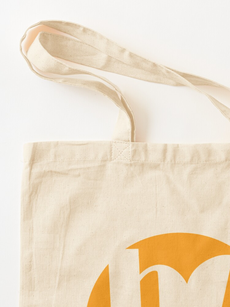 Alternate view of Throwback Blacktown Theatre Company Logo (Gold Print) Tote Bag