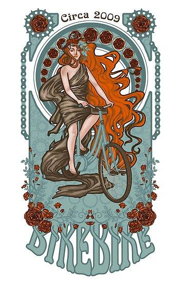 BikeBike Nouveau by Audra Auclair