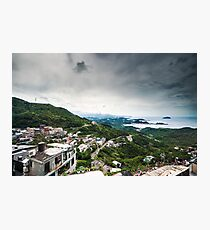 Taiwan Photographic Print