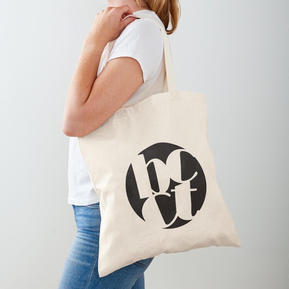 Throwback Blacktown Theatre Company Logo (Black Print) Tote Bag