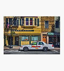 Spring Street Photographic Print