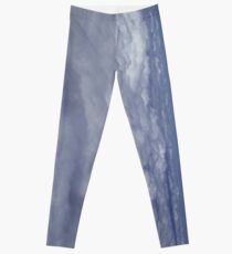 Fade into Blue Sky Leggings