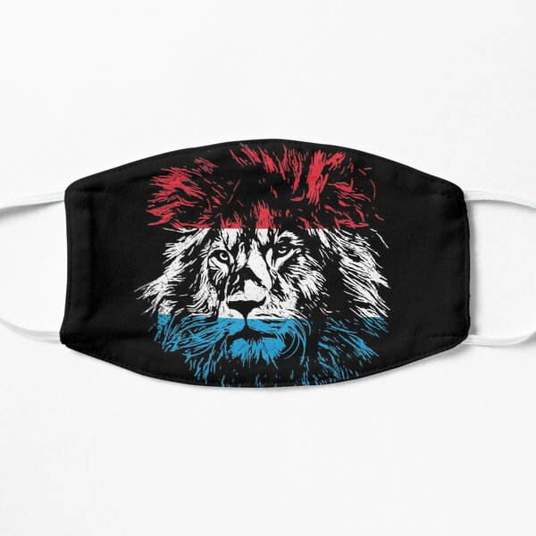 Luxembourg Lion Symbol Mask