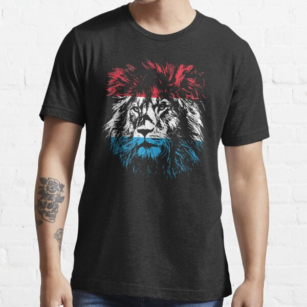 Luxembourg Lion Symbol Essential T-Shirt