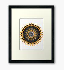 Tribal Framed Print