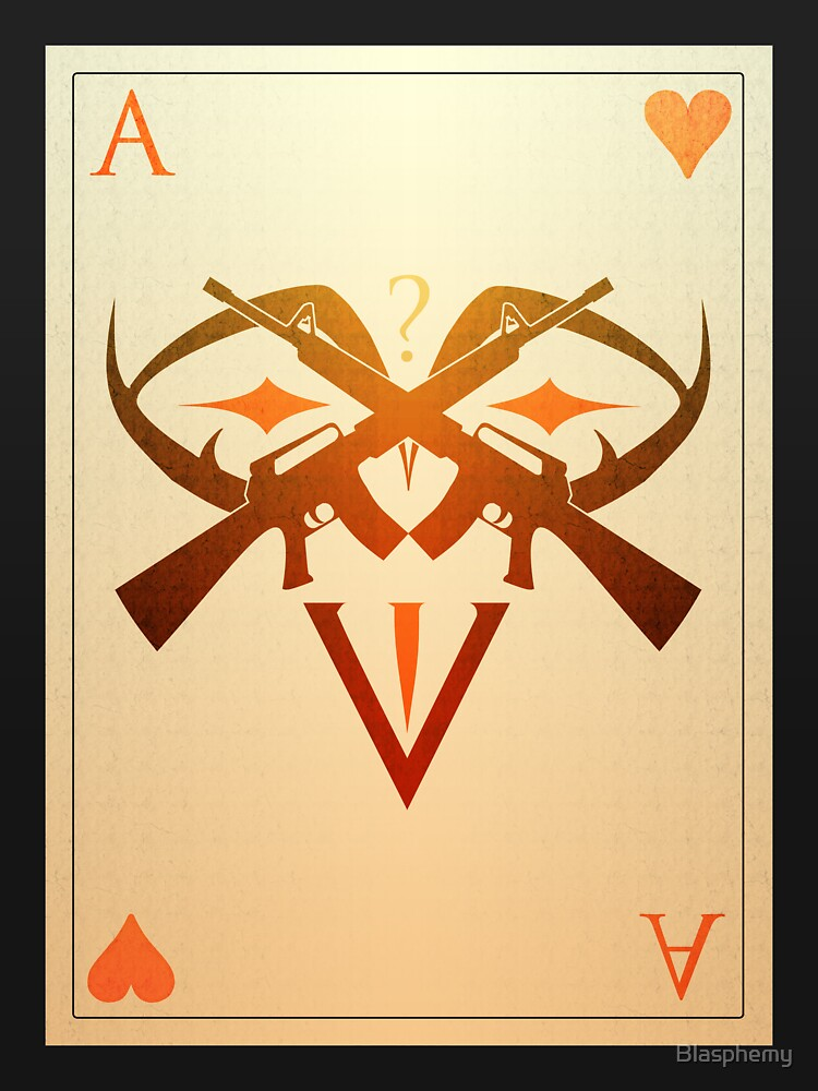 Ace of Hearts by Blasphemy