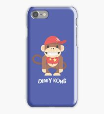 DKR Diddy  iPhone Case/Skin