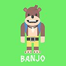 DKR Banjo by gallantdesigns