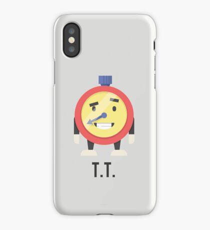 DKR T.T. iPhone Case/Skin