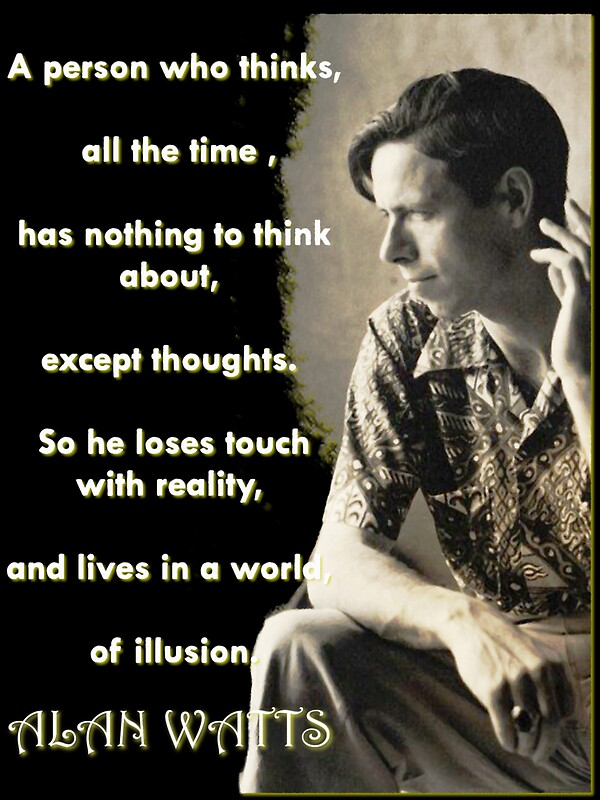 Alan watts lectures essays