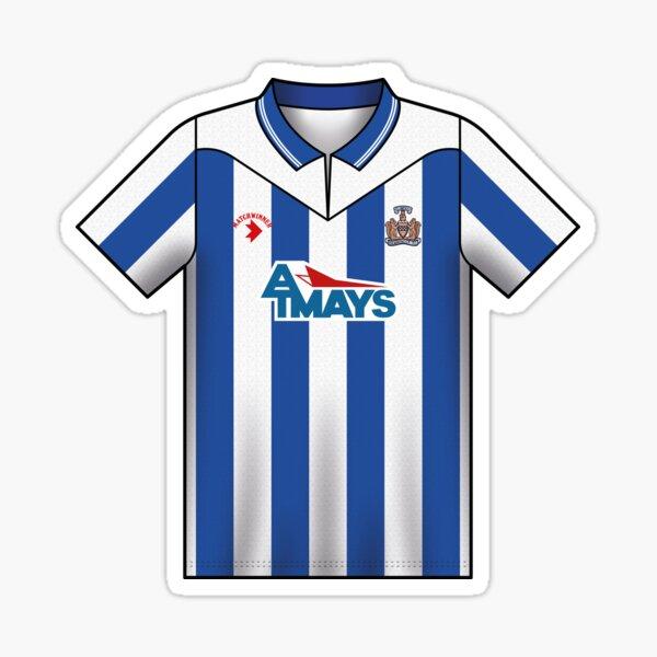 1991-93 Kilmarnock Home Shirt Sticker