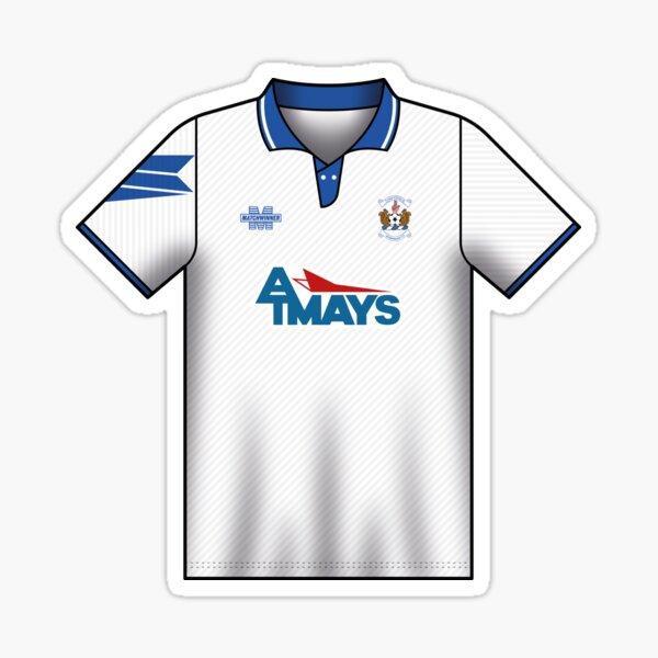 1993-94 Kilmarnock Home Shirt Sticker
