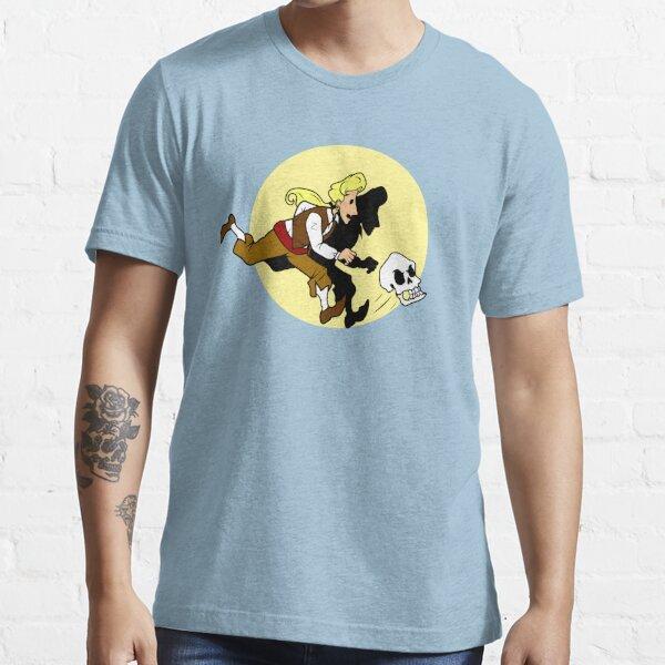Las aventuras de Guybrush Camiseta esencial