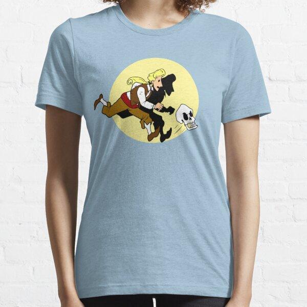 Les aventures de Guybrush T-shirt essentiel