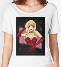 Little Miss Burlesque Women's Relaxed Fit T-Shirt