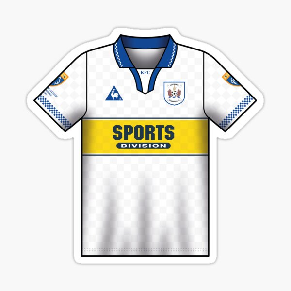 1997-98 Kilmarnock Home Shirt Sticker