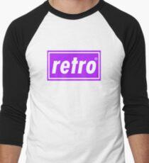 Retro - Purple T-Shirt