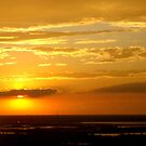 A Golden Setting Sun  ^ by ctheworld