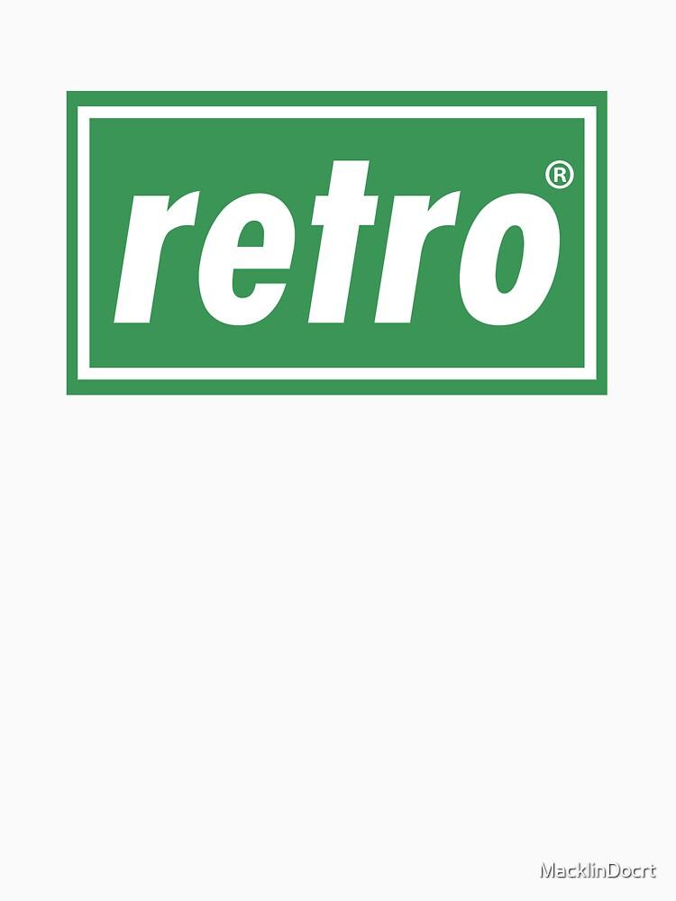 Retro - Green by MacklinDocrt