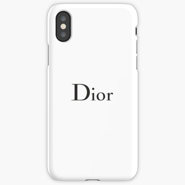 Dior iPhone Snap Case