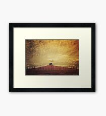 Two Tree Hill Framed Print