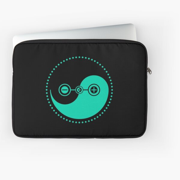 The Principle of Polarity - Shee Symbol Laptop Sleeve