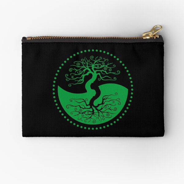 The Principle of Correspondence - Shee Symbol Zipper Pouch