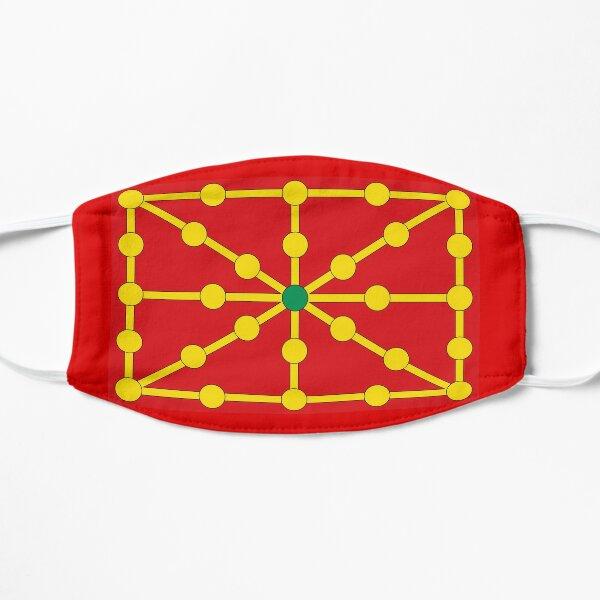 Reino de Navarra, bandera Mascarilla