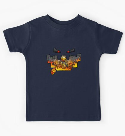 Super Spellbound Caves - Blaze T-Shirt Kids Clothes