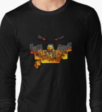 Super Spellbound Caves - Blaze T-Shirt Long Sleeve T-Shirt