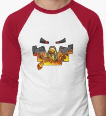 Super Spellbound Caves - Blaze T-Shirt Men's Baseball ¾ T-Shirt