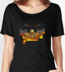 Super Spellbound Caves - Blaze T-Shirt Women's Relaxed Fit T-Shirt