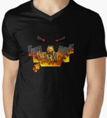 Super Spellbound Caves - Blaze T-Shirt Men's V-Neck T-Shirt