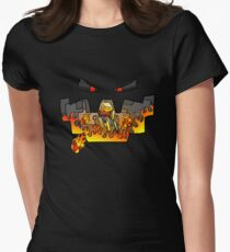 Super Spellbound Caves - Blaze T-Shirt Women's Fitted T-Shirt