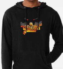 Super Spellbound Caves - Blaze T-Shirt Lightweight Hoodie