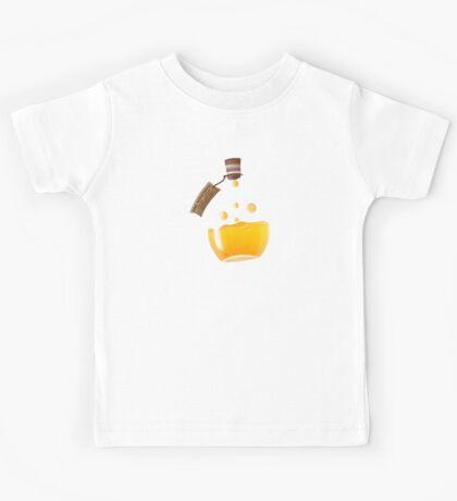 Super Spellbound Caves - Fire Resistance Potion T-Shirt Kids Clothes
