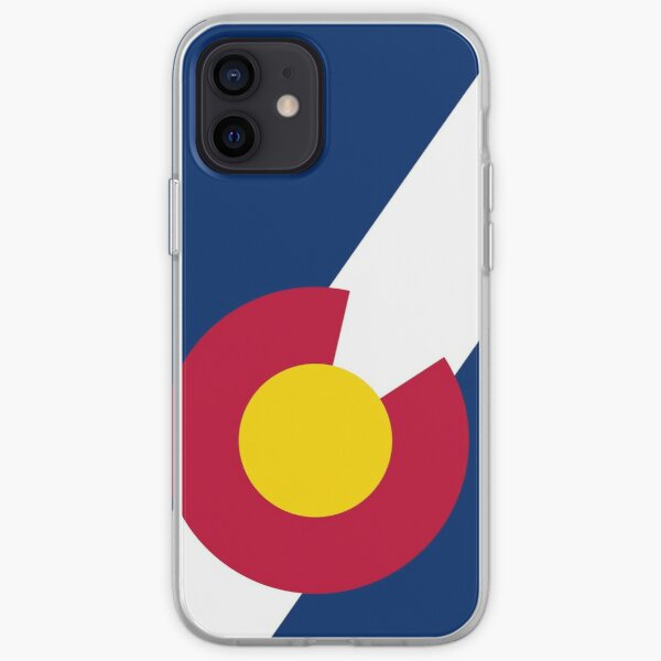 Colorado Flag Phone Case (A2) iPhone Soft Case