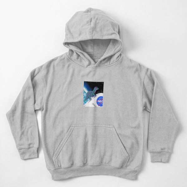 Tremor the Apatosaurus  Kids Pullover Hoodie